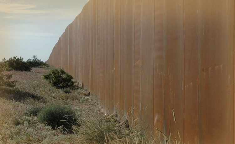 Pentagon to waive environmental regs for military-funded border wall construction projects